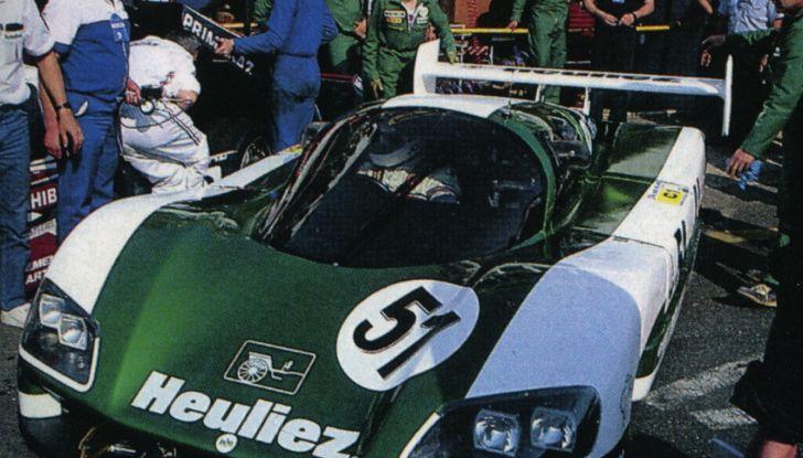1988: 405, un numero scolpito nella storia di quell'anno, anche alla 24 di Le Mans - Foto 2 di 2