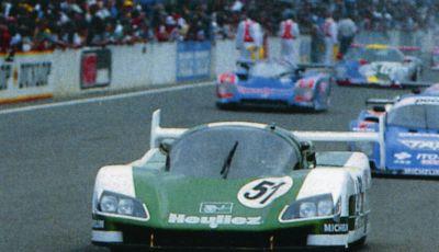 1988: 405, un numero scolpito nella storia di quell'anno, anche alla 24 di Le Mans