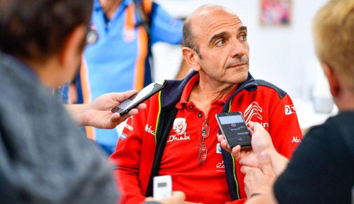 WRC Germania 2018: l'intervista al Direttore di Citroën Racing - Foto  di