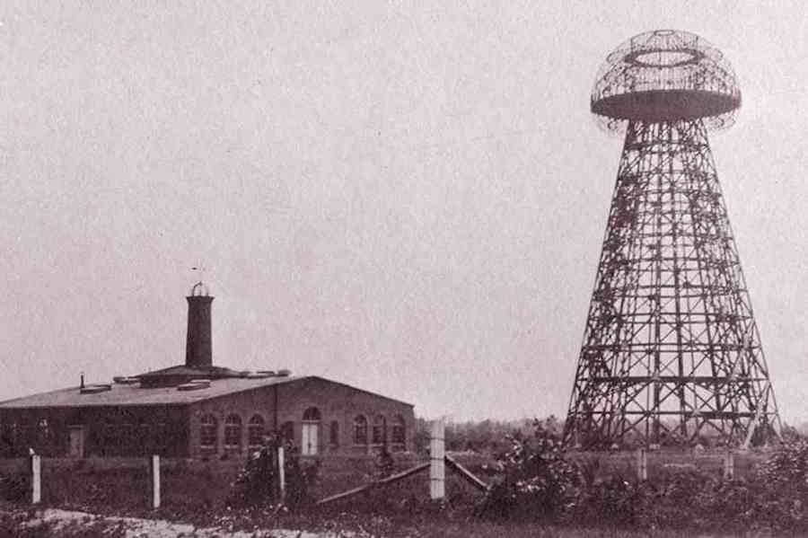 Wardenclyffe Tower Tesla