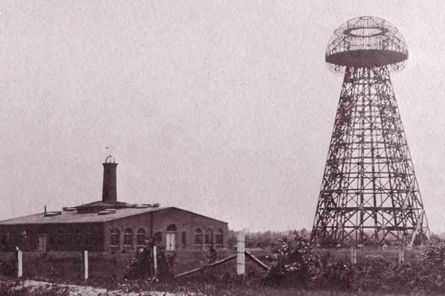Wardenclyffe Tower Tesla
