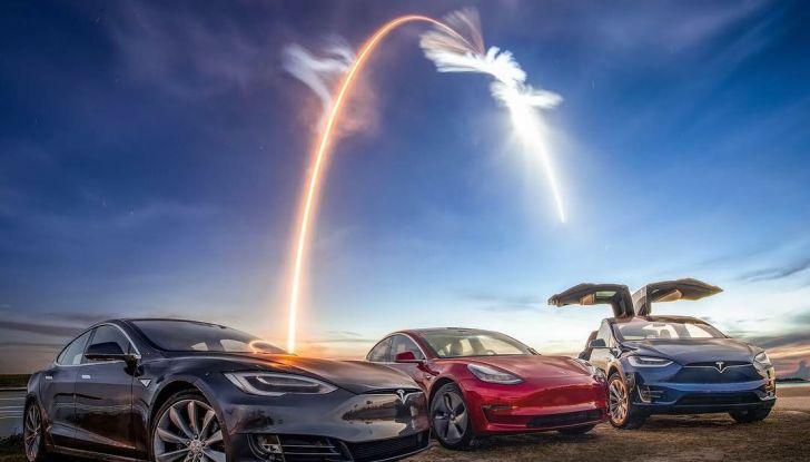Le auto Tesla hanno meno incidenti delle concorrenti - Foto 6 di 15