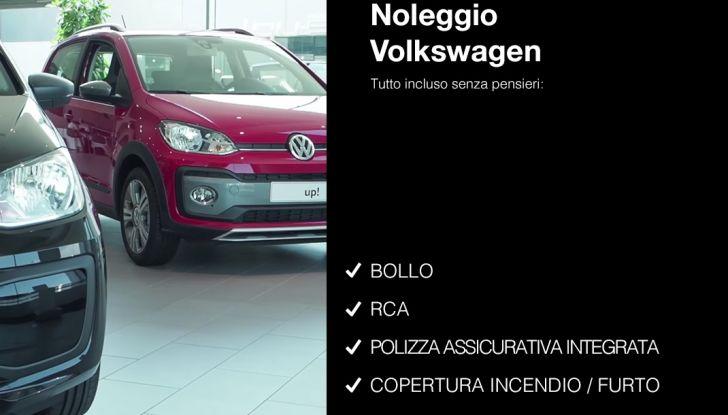 Il nuovo noleggio per privati di Volkswagen da 179€ al mese tutto incluso - Foto 6 di 7