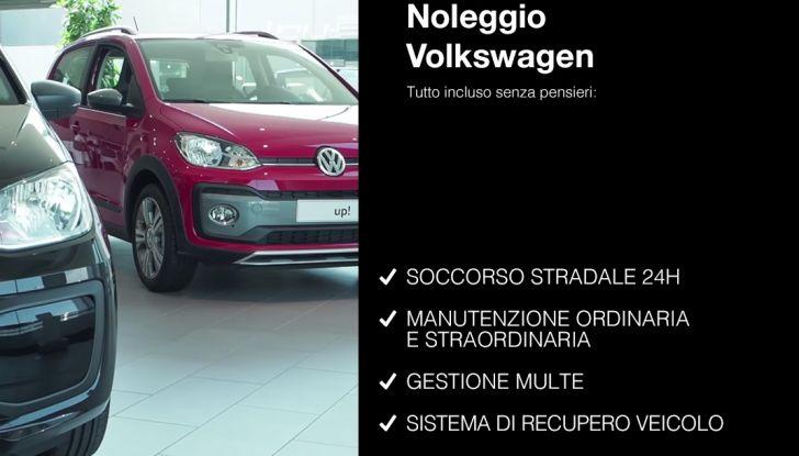 Il nuovo noleggio per privati di Volkswagen da 179€ al mese tutto incluso - Foto 4 di 7