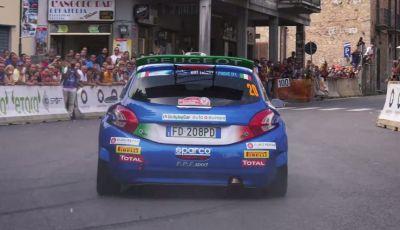 Rally di Roma Capitale 2018 – VIDEO Highlights del week end di gara Peugeot