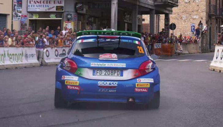 Rally di Roma Capitale 2018 – VIDEO Highlights del week end di gara Peugeot - Foto  di