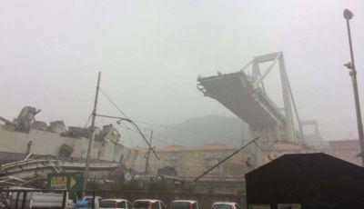 Genova, crollo ponte Morandi sull'Autostrada A10: disastro per civili e viabilità