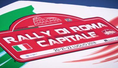 Rally di Roma Capitale 2018 – VIDEO preview del week end di gara Peugeot
