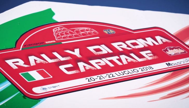 Rally di Roma Capitale 2018 – VIDEO preview del week end di gara Peugeot - Foto  di