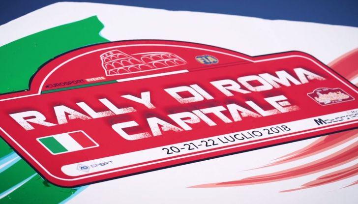 Rally di Roma Capitale 2018 – VIDEO preview del week end di gara Peugeot - Foto  di