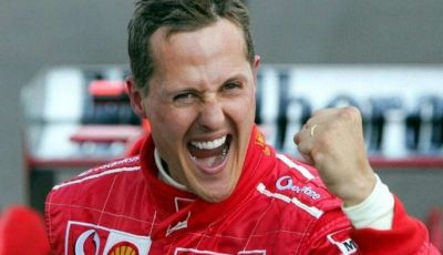 """Multato per eccesso di velocità: """"sono posseduto dallo spirito di Schumacher"""""""