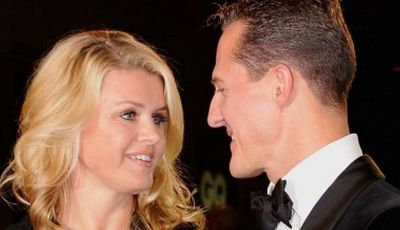 Michael Schumacher non si arrende, parola di sua moglie Corinna