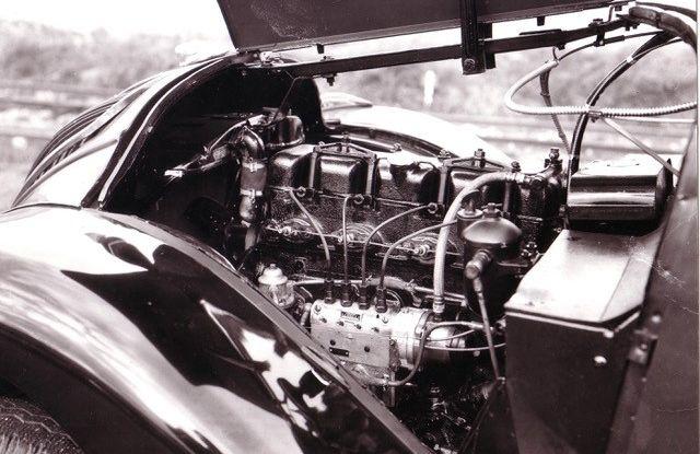 1938, il Diesel Peugeot debutta con i tassisti - Foto 2 di 4