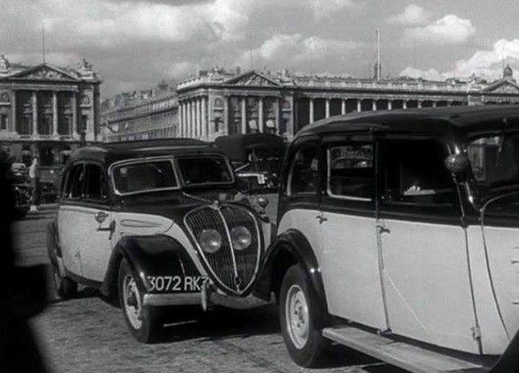 1938, il Diesel Peugeot debutta con i tassisti - Foto 3 di 4