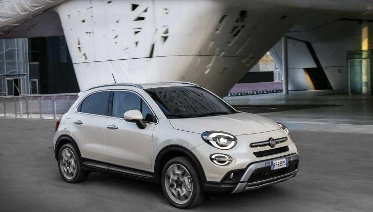 Fiat nuova 500X novità, prezzi, motori e prova su strada - Foto 20 di 32