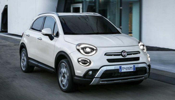Fiat nuova 500X novità, prezzi, motori e prova su strada - Foto 22 di 32