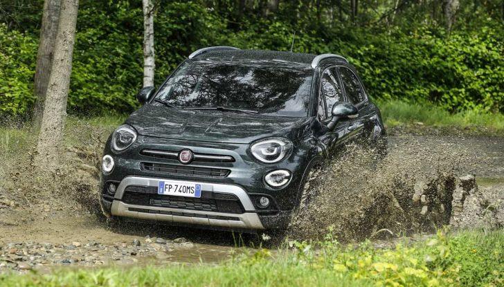 Fiat nuova 500X novità, prezzi, motori e prova su strada - Foto 24 di 32