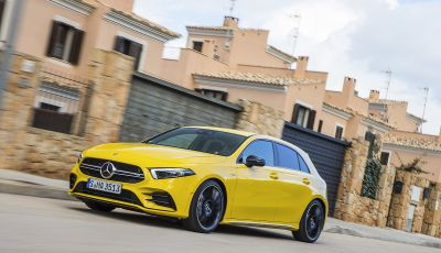 Nuova Mercedes-AMG A35 4MATIC