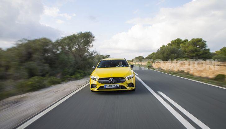 Nuova Mercedes-AMG A35 4MATIC - Foto 4 di 23