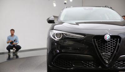 Alfa Romeo B-Tech: un nuovo volto per Giulia, Stelvio e Giulietta
