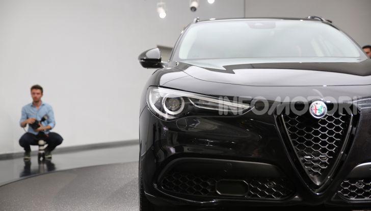 Alfa Romeo B-Tech: un nuovo volto per Giulia, Stelvio e Giulietta - Foto 2 di 26