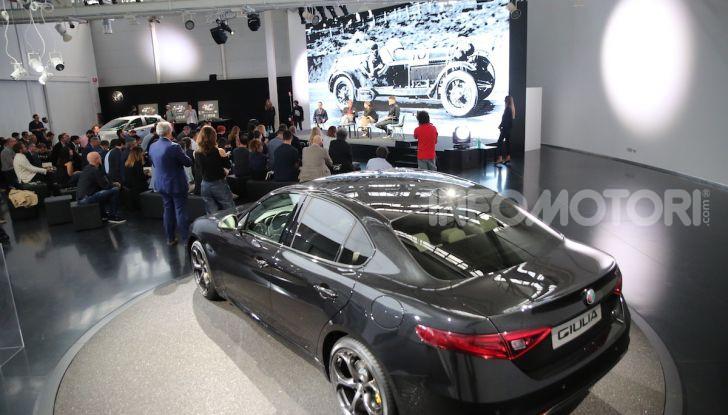 Alfa Romeo B-Tech: un nuovo volto per Giulia, Stelvio e Giulietta - Foto 17 di 26