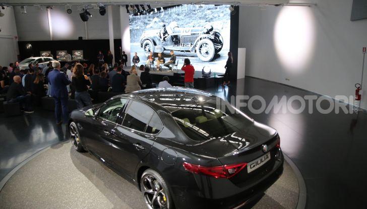 Alfa Romeo B-Tech: un nuovo volto per Giulia, Stelvio e Giulietta - Foto 16 di 26