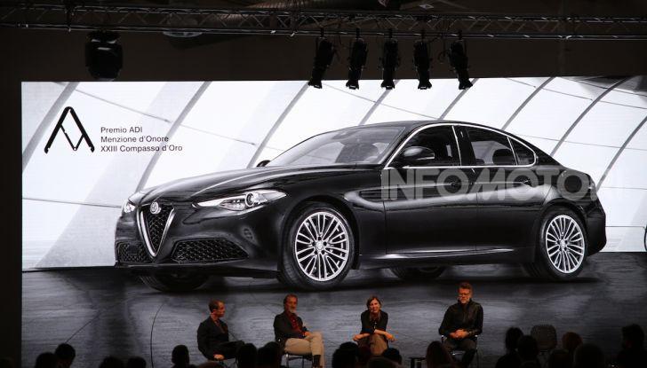 Alfa Romeo B-Tech: un nuovo volto per Giulia, Stelvio e Giulietta - Foto 1 di 26