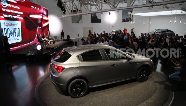 Alfa Romeo B-Tech: un nuovo volto per Giulia, Stelvio e Giulietta - Foto 12 di 26