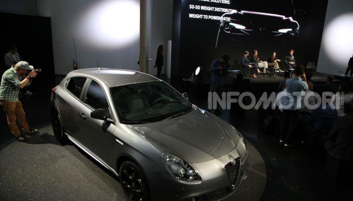 Alfa Romeo B-Tech: un nuovo volto per Giulia, Stelvio e Giulietta - Foto 3 di 26