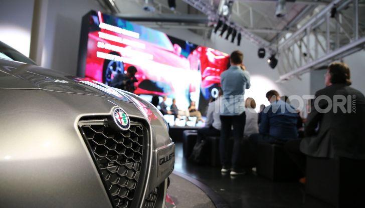 Alfa Romeo B-Tech: un nuovo volto per Giulia, Stelvio e Giulietta - Foto 11 di 26