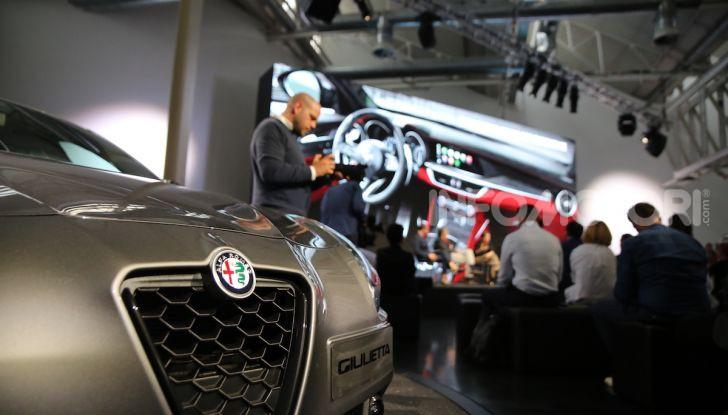 Alfa Romeo B-Tech: un nuovo volto per Giulia, Stelvio e Giulietta - Foto 10 di 26