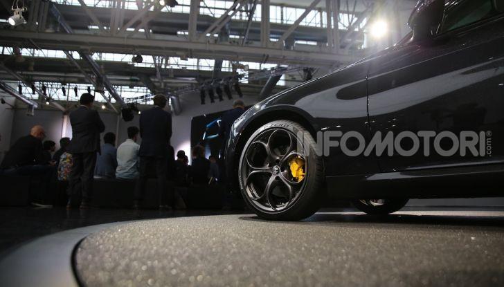Alfa Romeo B-Tech: un nuovo volto per Giulia, Stelvio e Giulietta - Foto 8 di 26