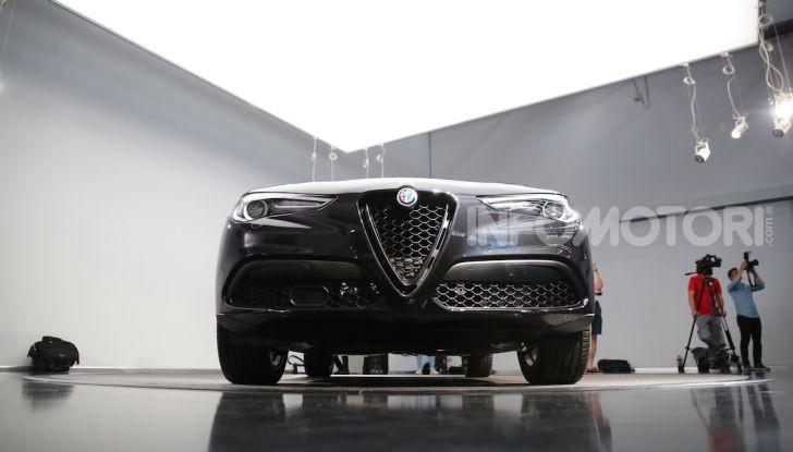 Alfa Romeo B-Tech: un nuovo volto per Giulia, Stelvio e Giulietta - Foto 5 di 26
