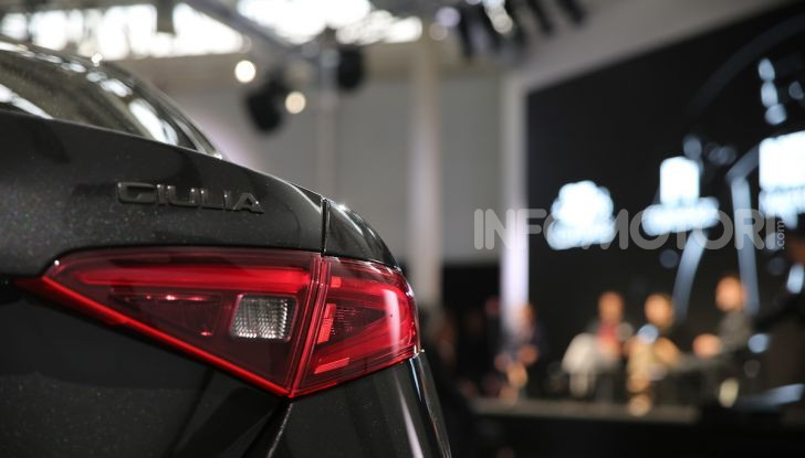 Alfa Romeo B-Tech: un nuovo volto per Giulia, Stelvio e Giulietta - Foto 23 di 26