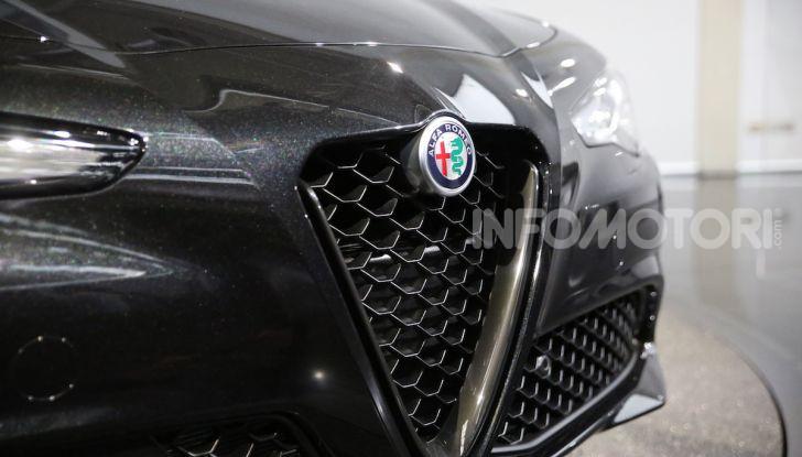Alfa Romeo B-Tech: un nuovo volto per Giulia, Stelvio e Giulietta - Foto 21 di 26