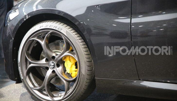 Alfa Romeo B-Tech: un nuovo volto per Giulia, Stelvio e Giulietta - Foto 20 di 26