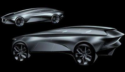 Aston Martin SUV in arrivo da fine 2019