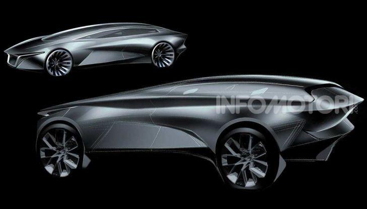 Aston Martin SUV in arrivo da fine 2019 - Foto 1 di 6
