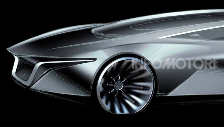 Aston Martin SUV in arrivo da fine 2019 - Foto 2 di 6