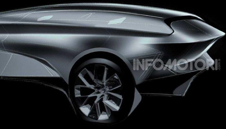 Aston Martin SUV in arrivo da fine 2019 - Foto 4 di 6