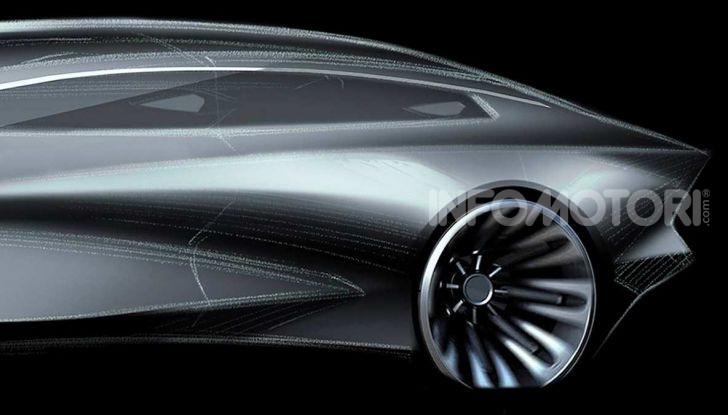 Aston Martin SUV in arrivo da fine 2019 - Foto 5 di 6
