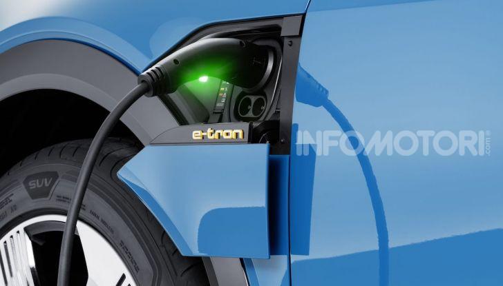 Audi e-tron debutta in Italia, prezzi da 83.930 euro - Foto 5 di 20