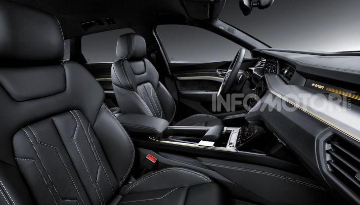 La nuova Audi e-tron sviluppata insieme ad Enel X - Foto 11 di 13
