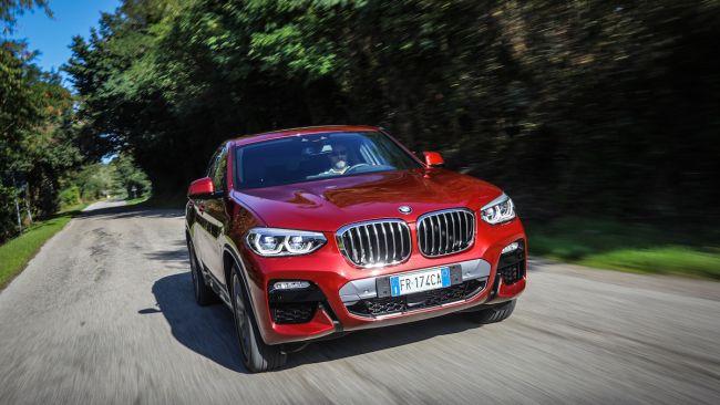 BMW X4 2018 - SUV Coupé ad Alta Definizione