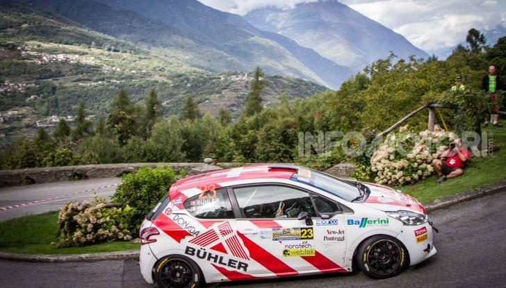 Peugeot Competition RALLY 208 – E' Tommaso Ciuffi il campione 2018 - Foto 2 di 5