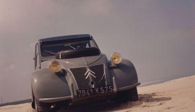 La Citroën 2CV versione 4×4