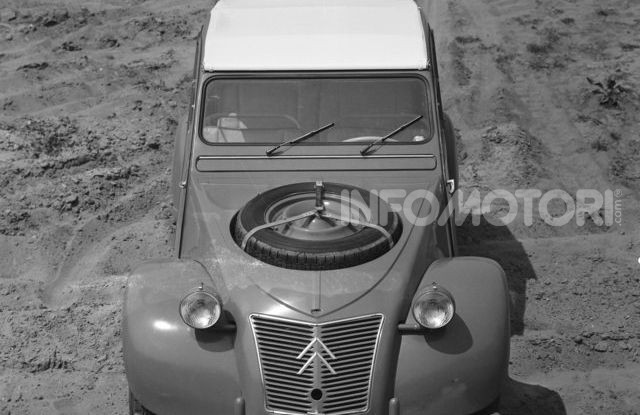 La Citroën 2CV versione 4×4 - Foto 12 di 17
