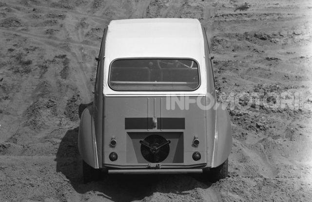 La Citroën 2CV versione 4×4 - Foto 13 di 17