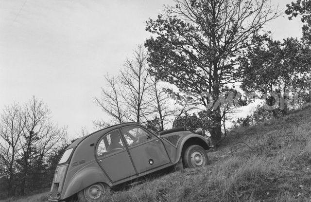 La Citroën 2CV versione 4×4 - Foto 14 di 17